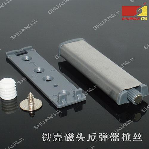 铁壳磁头反弹器拉丝